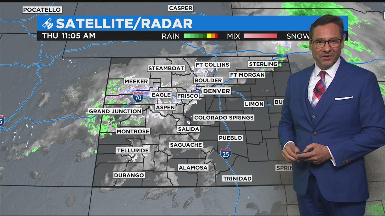 Spring Showers And Isolated T-storms May Finish Out Week
