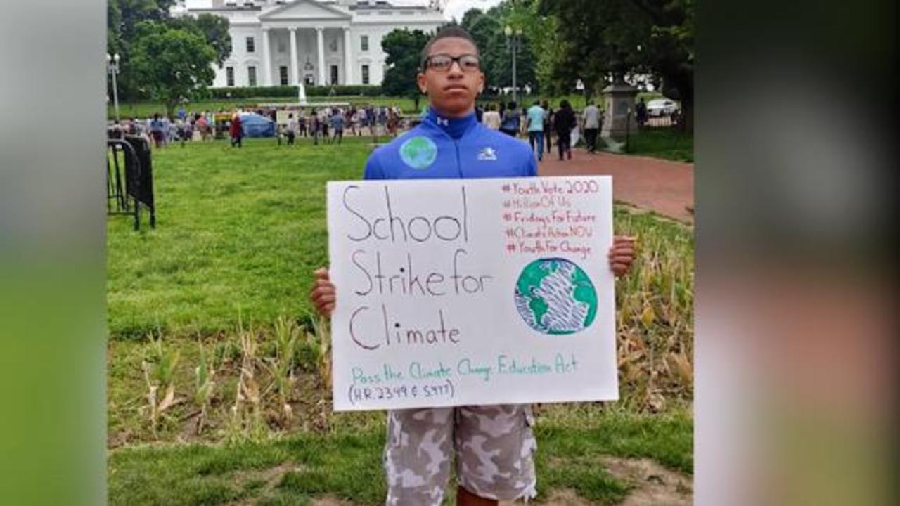From protester to climate policy maker
