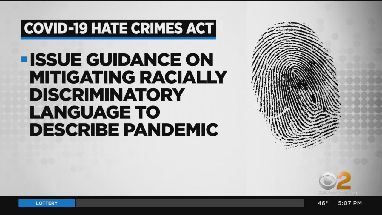 Senate Passes Bill To Combat Hate Crimes Against Asian Americans
