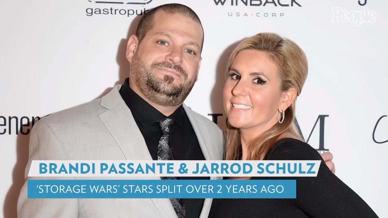 Storage Wars' Brandi Passante and Jarrod Schulz Quietly Split Over 2 Years Ago