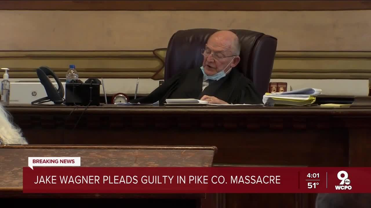 Edward 'Jake' Wagner pleads guilty to eight Pike County murders
