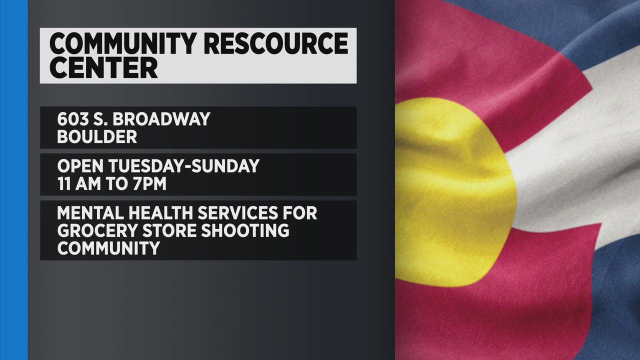 Community Resource Center In Boulder Will Continue To Support The Community After The King Soopers Shooting