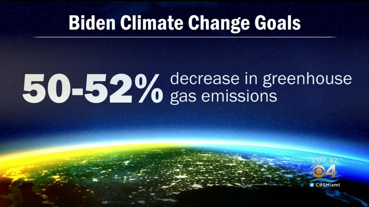 President Biden Opens Virtual Climate Summit With Pledge US Will Do More To Cut Greenhouse Gas Emissions