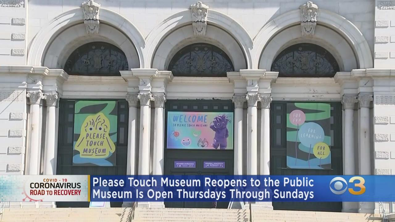 Please Touch Museum Reopens To Public