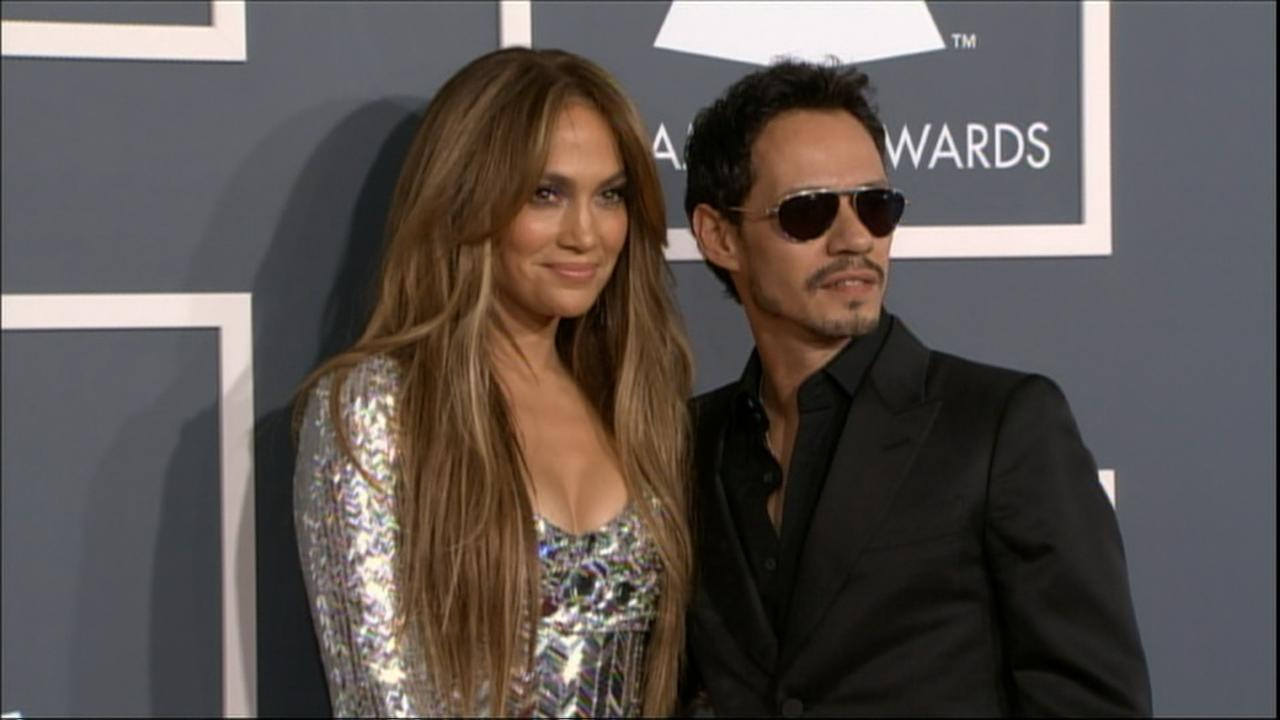 Jennifer Lopez Leaning On Marc Anthony For Support Amid Alex Rodriguez Split