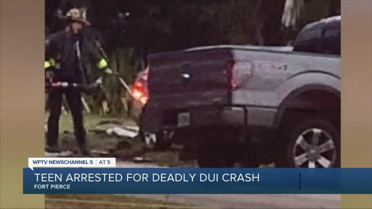 Son of St. Lucie County candidate for sheriff arrested in deadly DUI crash