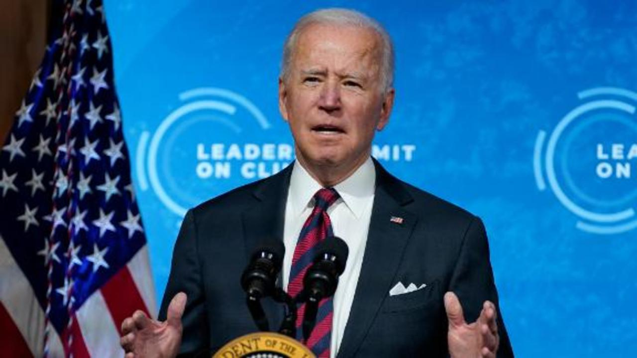How technology at NASA helps guide Biden on climate