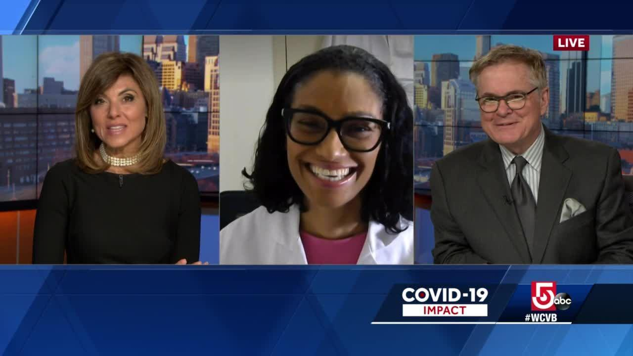 Massachusetts doctor on when J&J COVID-19 vaccine could return
