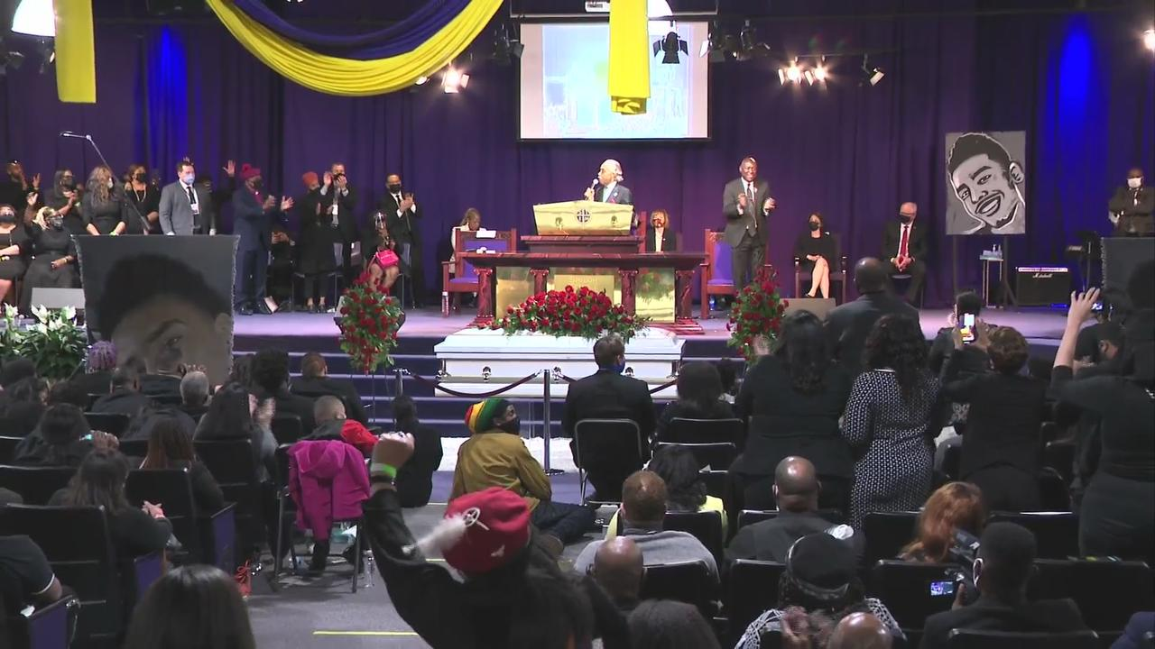 Family, Friends, Community Lay Daunte Wright To Rest