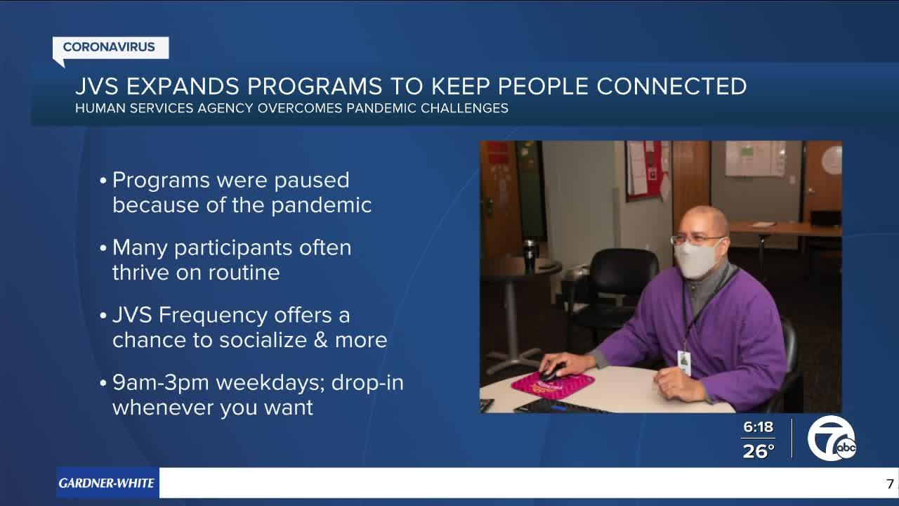 JVS: Connecting People With Disabilities
