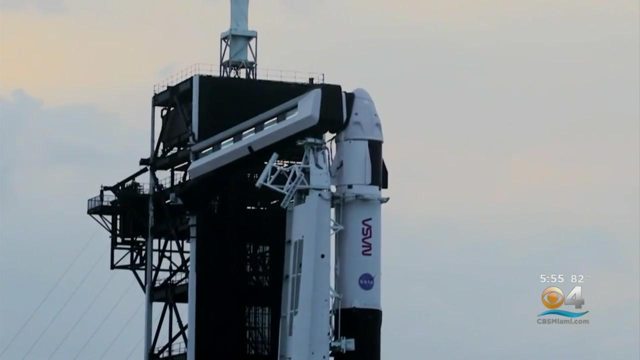 SpaceX Shooting For 3rd Crew Launch On Friday