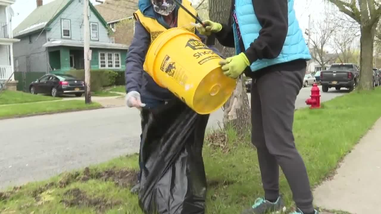 WNY Trash Mob launches Earth Day cleanup competition