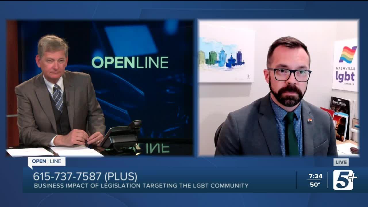 Business Impact of Legislation targeting the LGBT community in TN p2