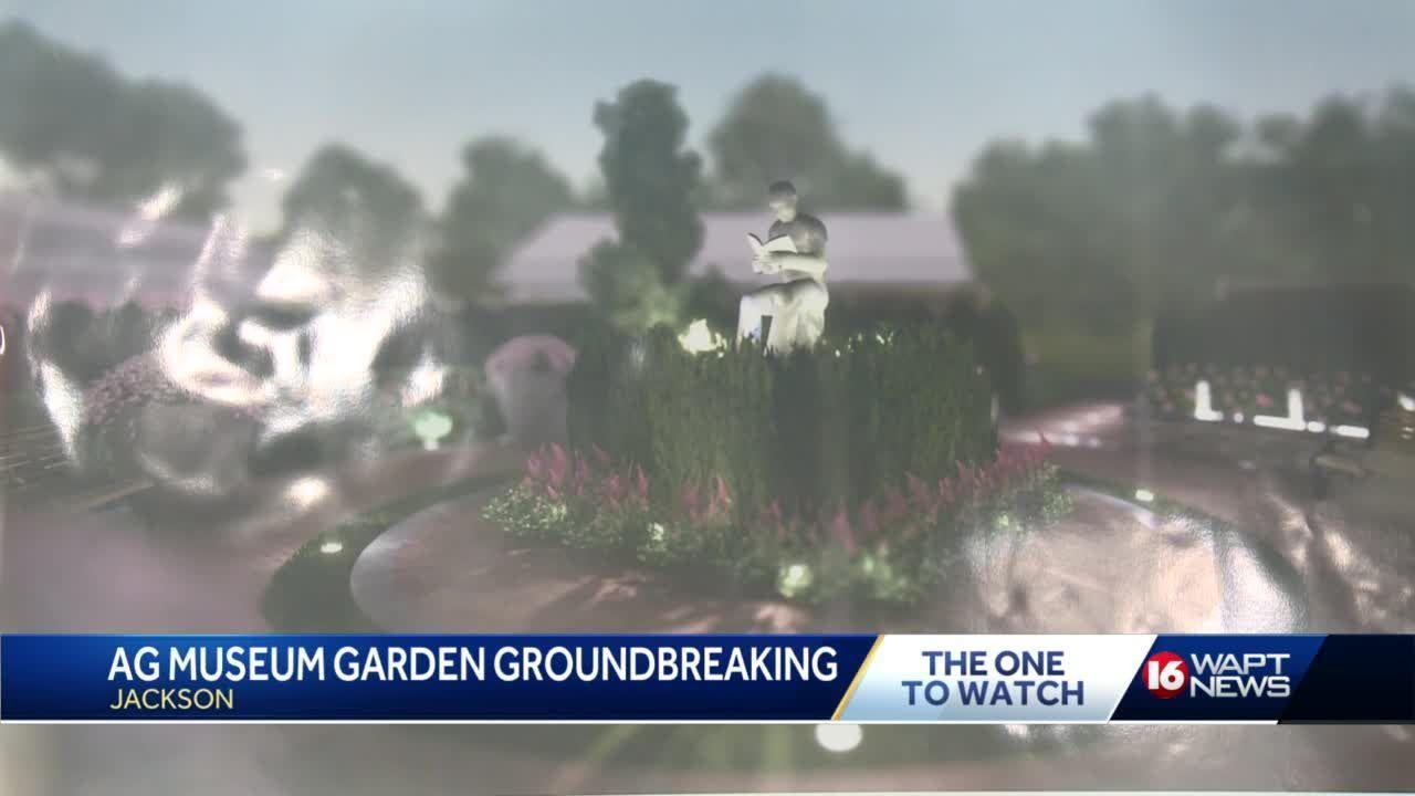 Groundbreaking held for Magnolia Gardens