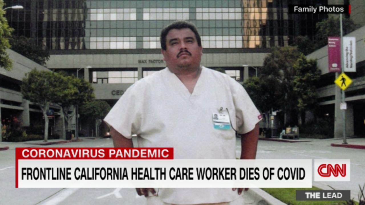Frontline California health care worker dies of Covid
