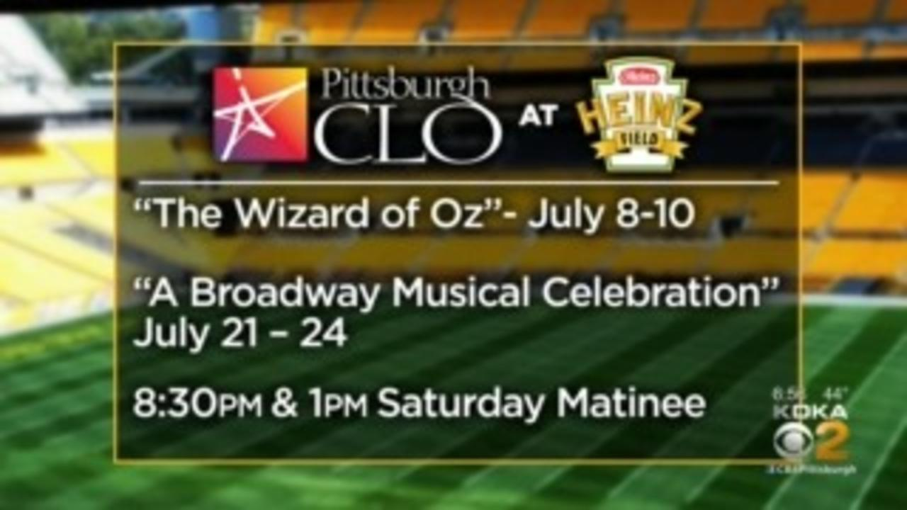 Pittsburgh CLO Partners With Steelers To Celebrate 75th Season With Open Air Performances At Heinz Field