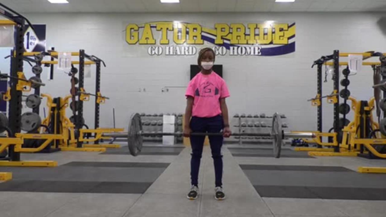 Student Athlete of the Week: Gautier High's Ladrika Jefferson