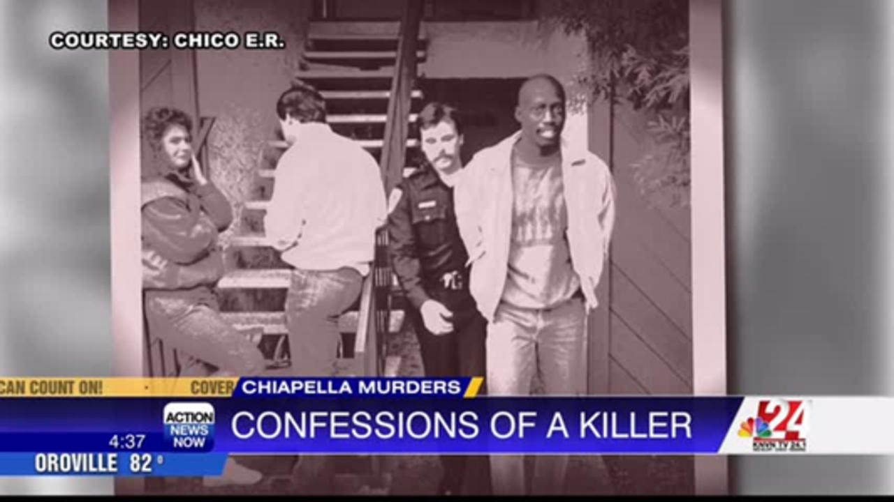 A confession 34 years after the murder of a prominent Chico doctor and his wife
