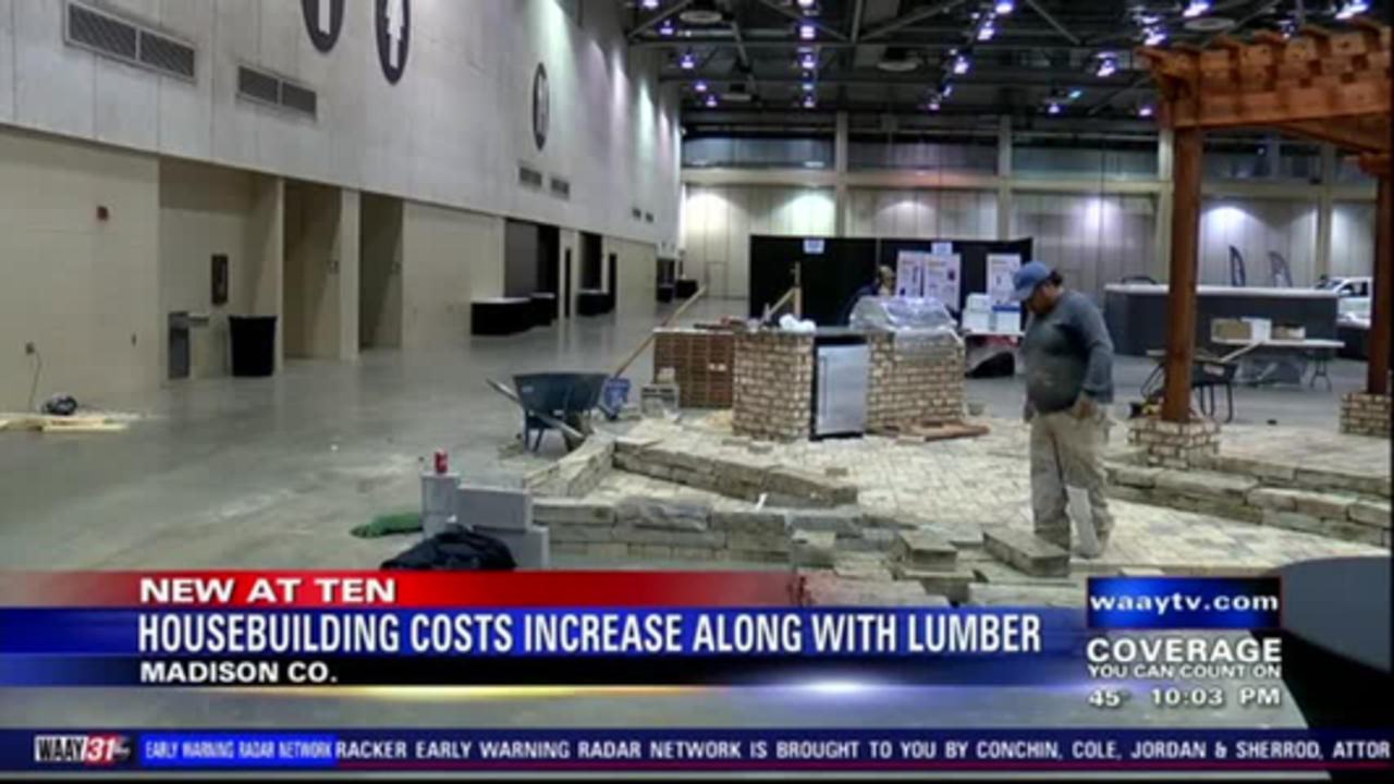 Madison County home builders react to lumber price increases