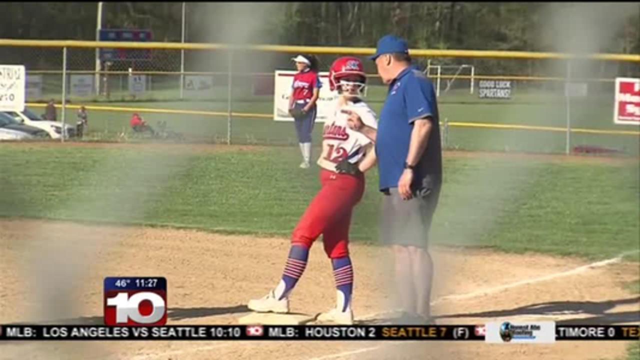 Linton softball rallies to beat South Knox