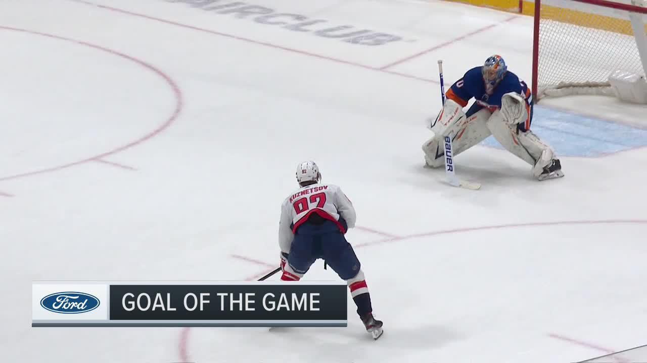New York Islanders vs. Washington Capitals - Game Highlights