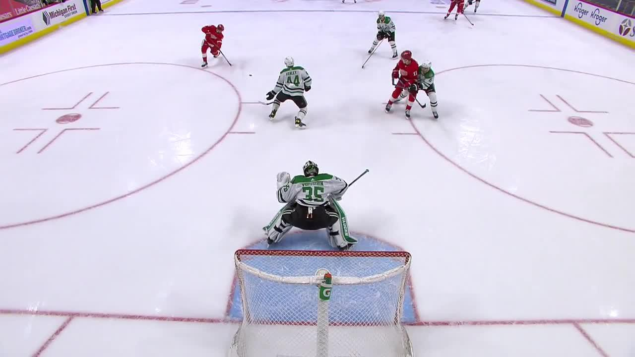 Detroit Red Wings vs. Dallas Stars - Game Highlights