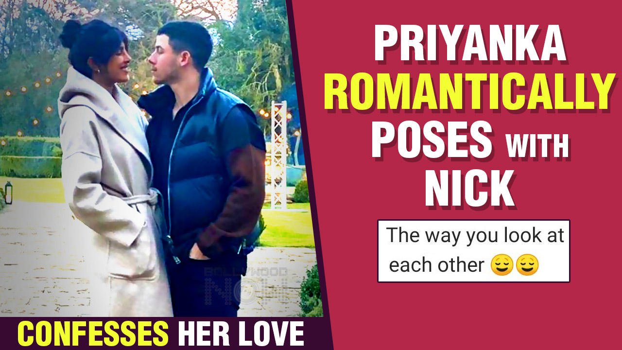 Priyanka Chopra Is Missing Hubby Nick Jonas, Shares A Romantic Photo With A Message | Fans React