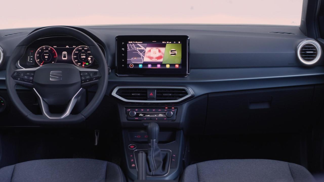 2021 SEAT Arona Xperience Interior Design