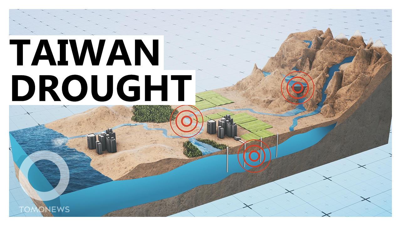 Taiwan Drought Risks Global Chip Shortage