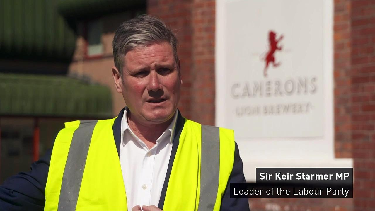 'Sleaze is back and it's bigger than before' says Starmer