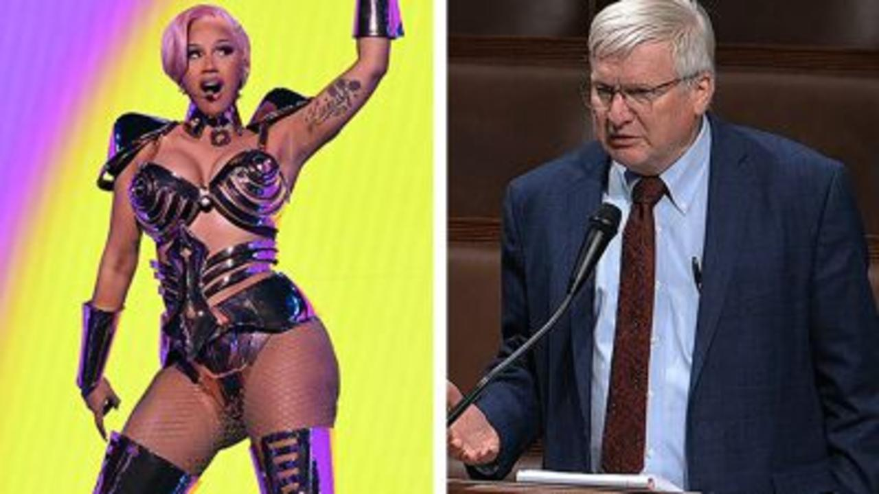 Cardi B Fires Back at GOP Rep Who Criticized Her Grammy Performance