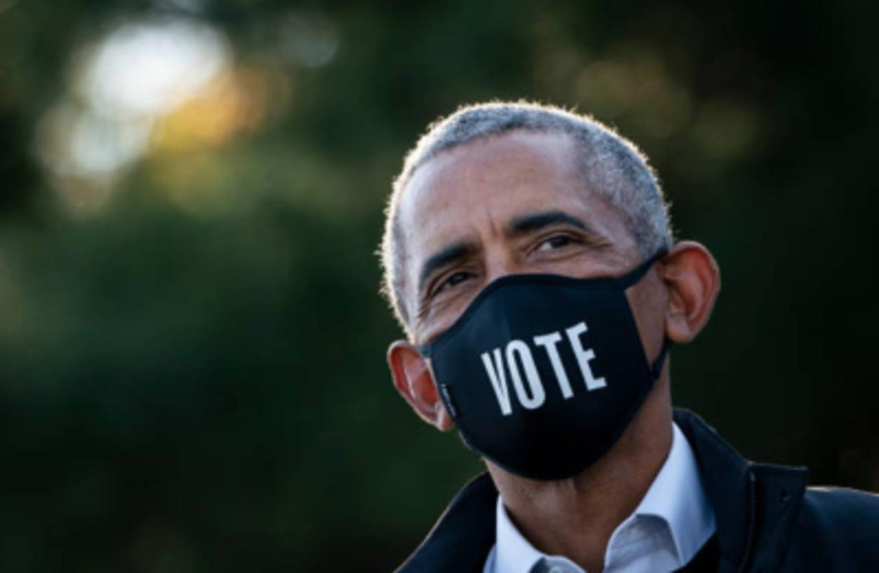 Obama to Black Americans: 'We Cannot Let Up'