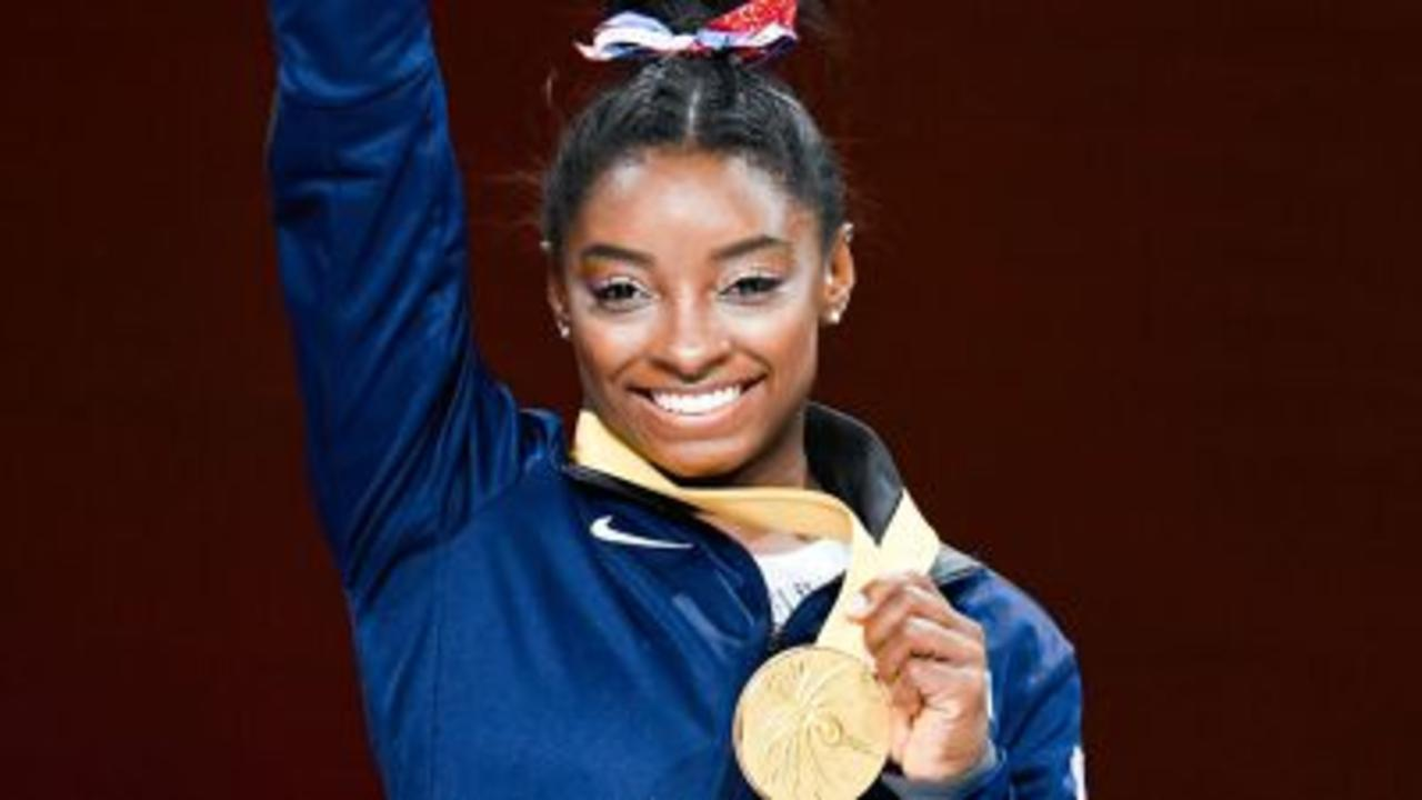 Simone Biles Leaves Nike and Signs With Athleta