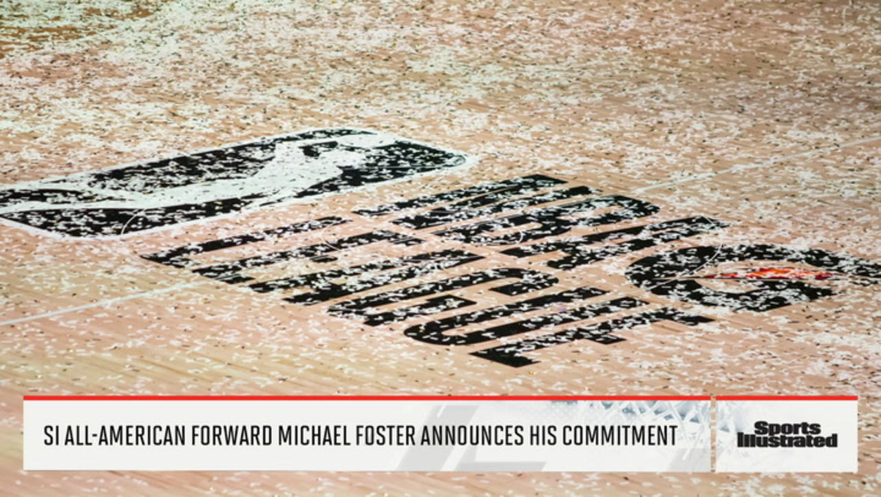 SI All-American F Michael Foster Opts to Join The G League