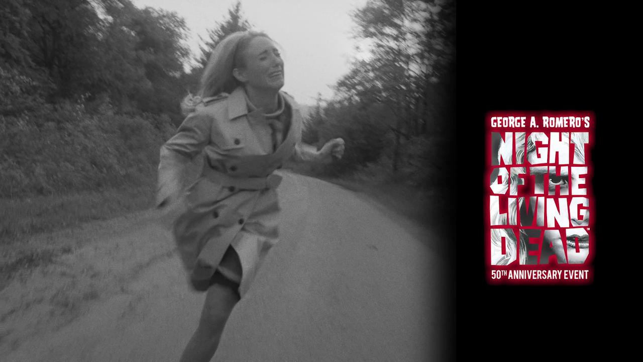 'Night of the Living Dead': 2018 re-release trailer