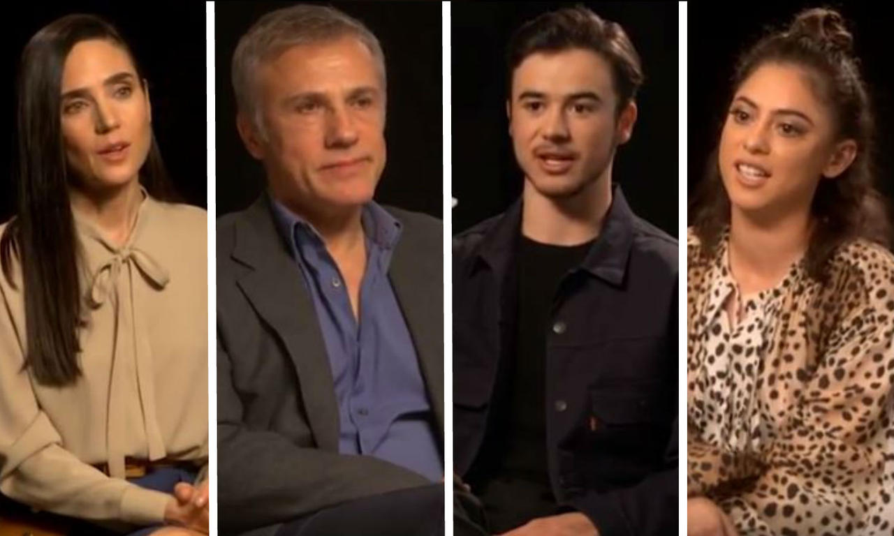 Alita: Battle Angel cast share verdict on Time's Up 4% Challenge