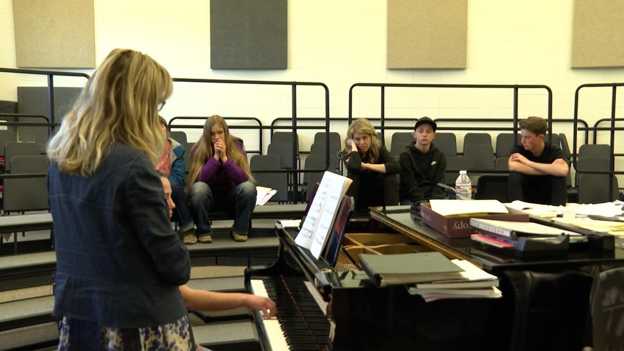 Canyon Ridge High Music Workshop