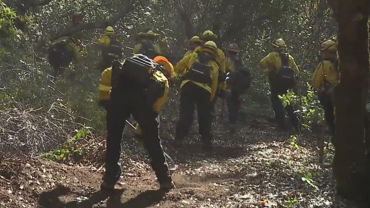 Cal Fire recruits, crews step up preparations for fire season
