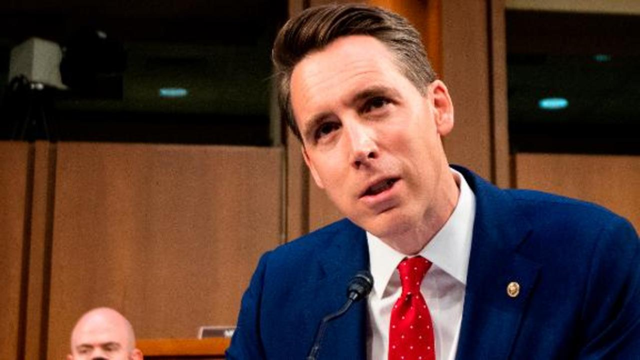Why Josh Hawley was only senator to vote against hate crimes bill