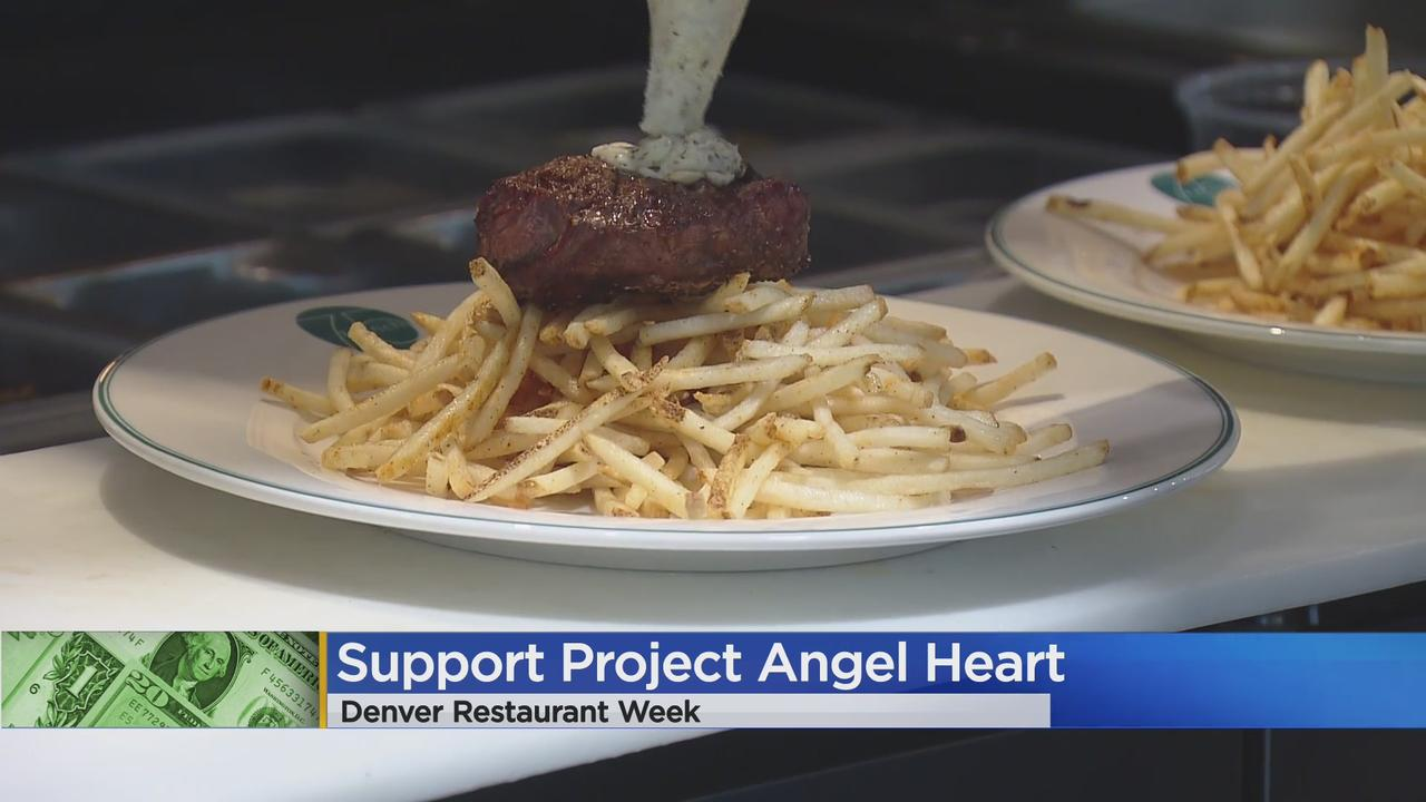 Support Project Angel Heart During Denver Restaurant Week