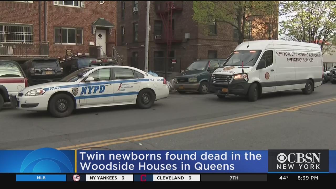 Twin Newborns Found Dead In Woodside Houses In Queens