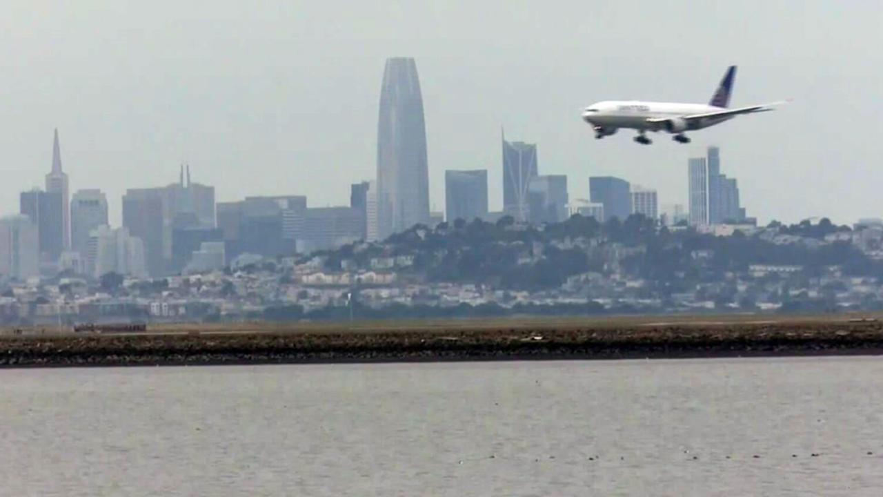 Berkeley Residents Cheer Flight Plan Change That Reduces Jet Noise
