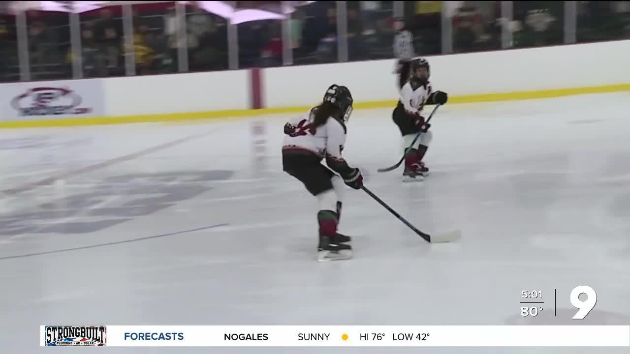 Hot debate over Pima Co. ice rink plan