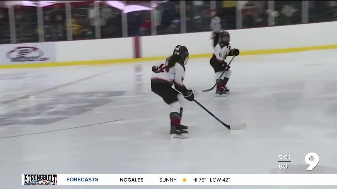 Hot debate over Pima Co. ice rink plan