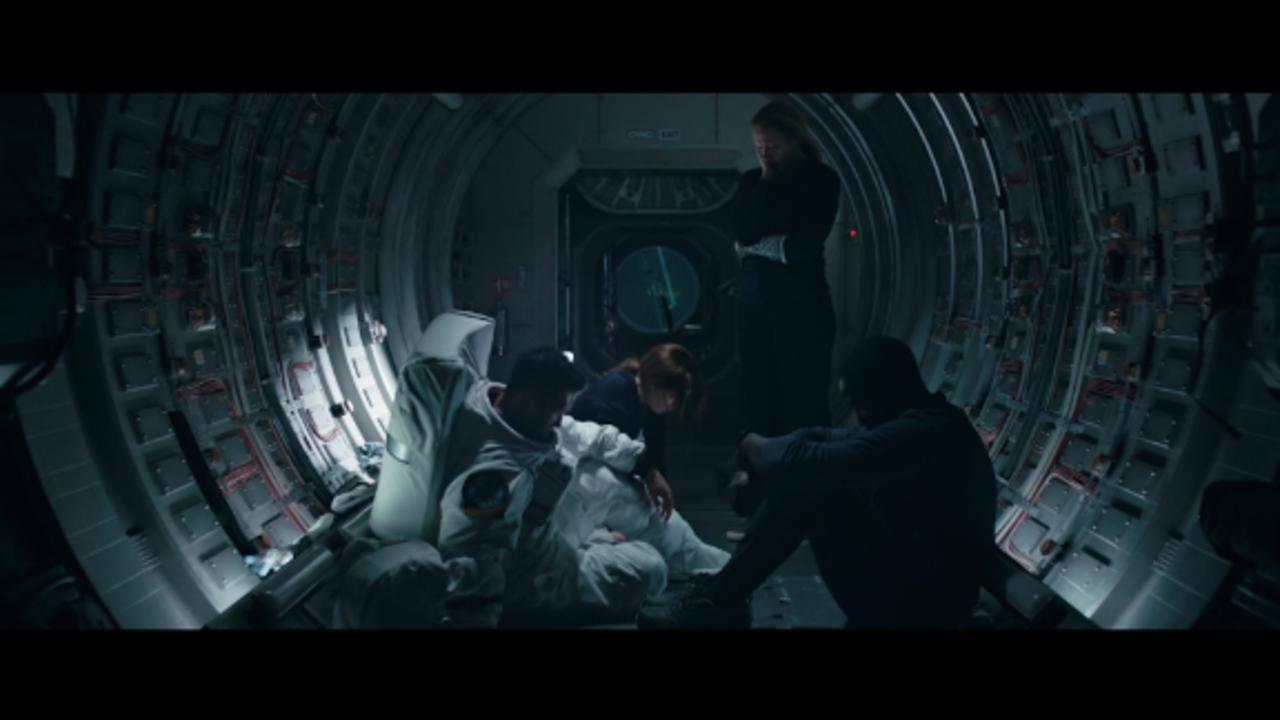 Manned Mars mission drama 'Stowaway'