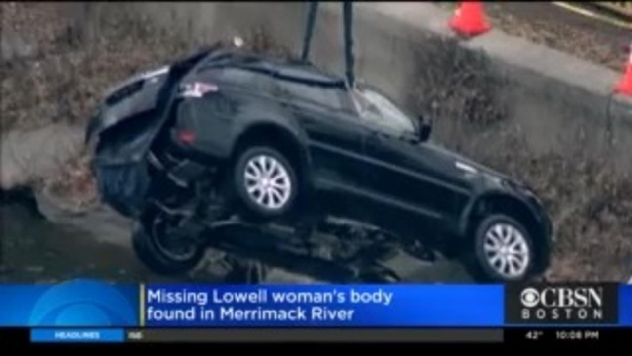 Body Of Missing Lowell Woman Found In Merrimack River
