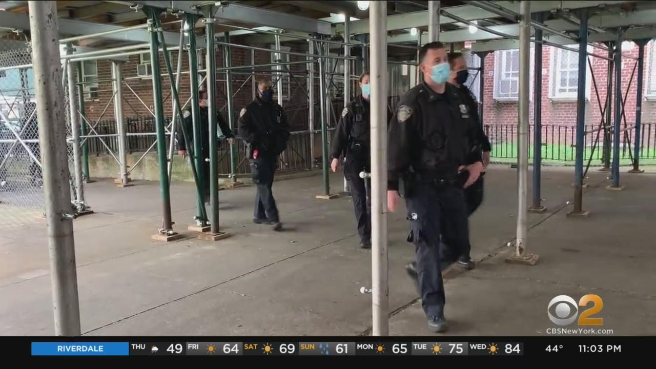 Officers Discover Nearly 6-Week-Old Infants Dead Inside Queens Apartment
