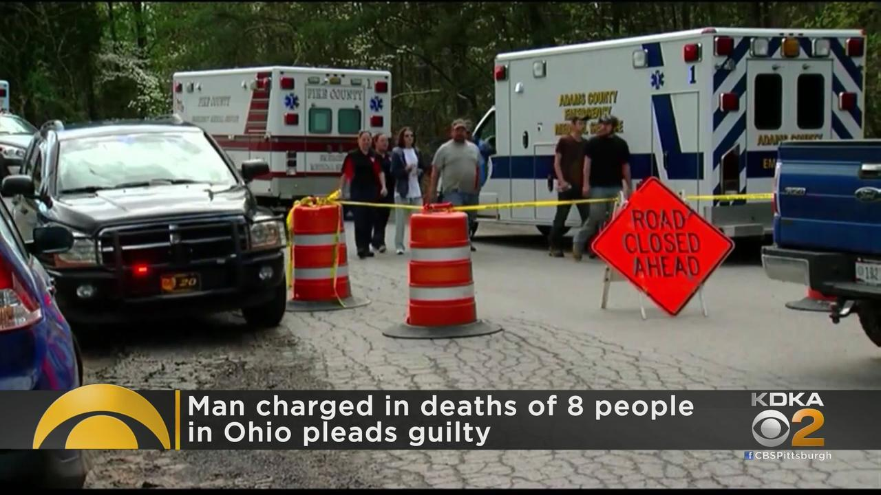 Man Pleads Guilty In Murders Of His Child's Mom And 7 Family Members In Ohio