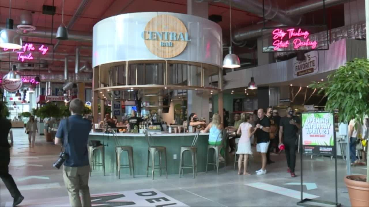 New food hall in Delray Beach opens to rave reviews