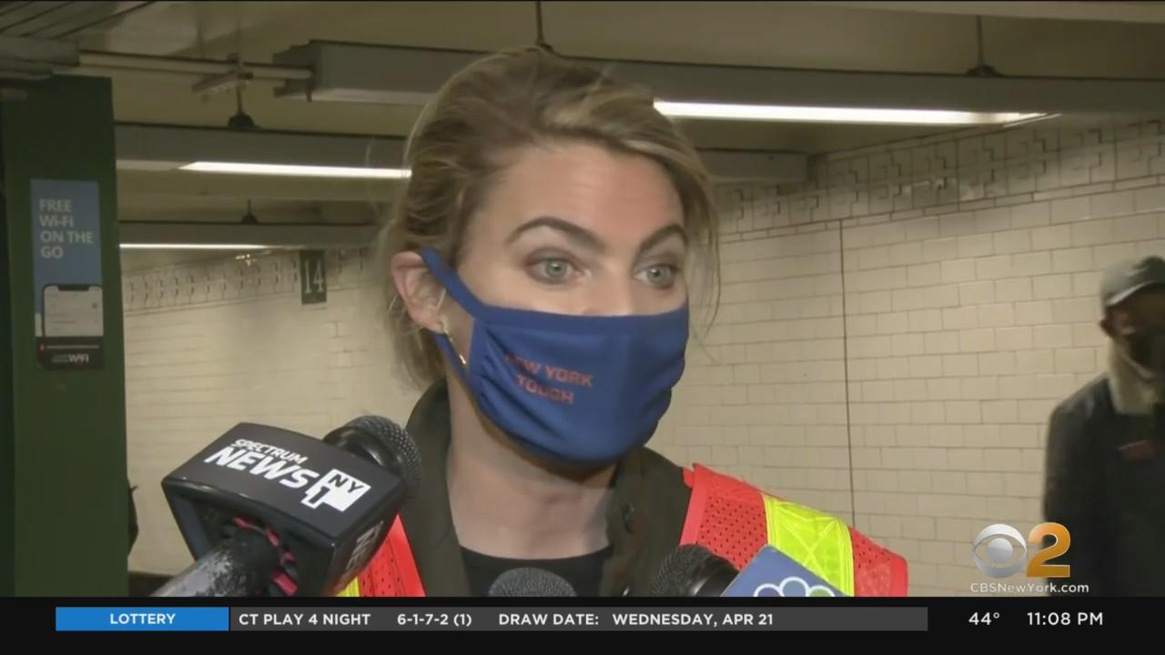 Interim NYC Transit President Sarah Feinberg Speaks Out About Attacks On Subway Conductors